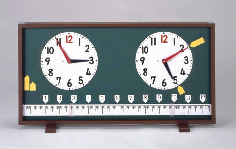 ... 算数教材 算数教具 時計模型 : 教材 時計 : すべての講義
