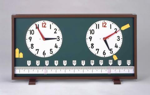 ... 算数教材 算数教具 時計模型